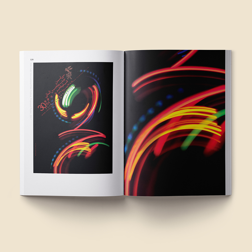 graphic design/Soheil Hosseini/book/کتاب/طراحی گرافیک/سهیل حسینی/استودیو تهران/جشنواره فجر/پوستر