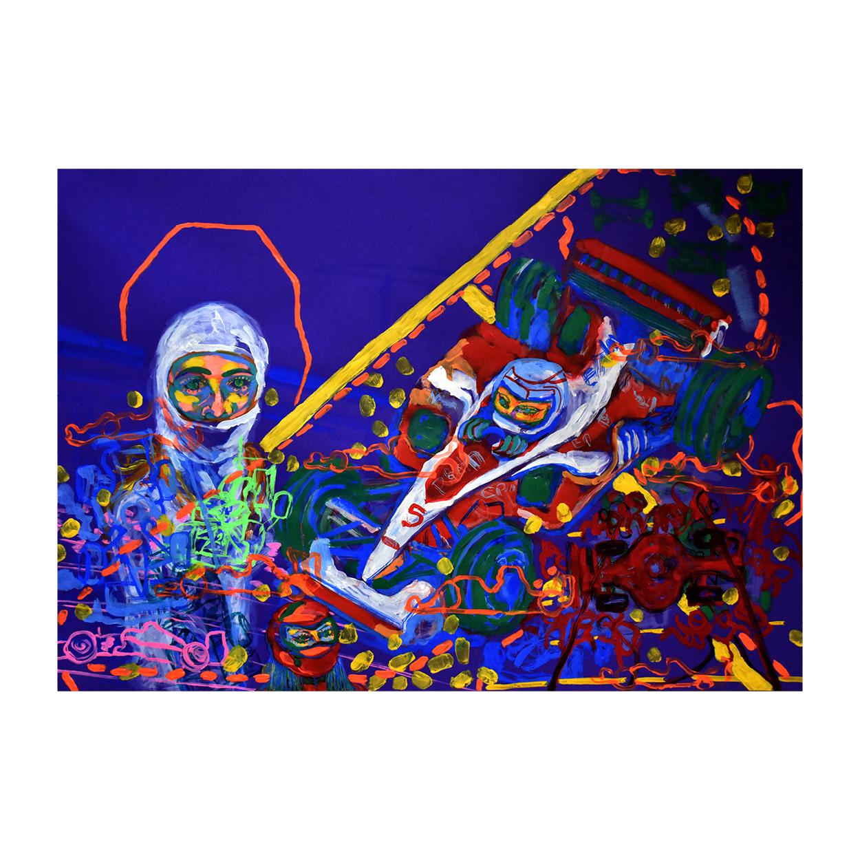 عسل علیخانی استودیو تهران3