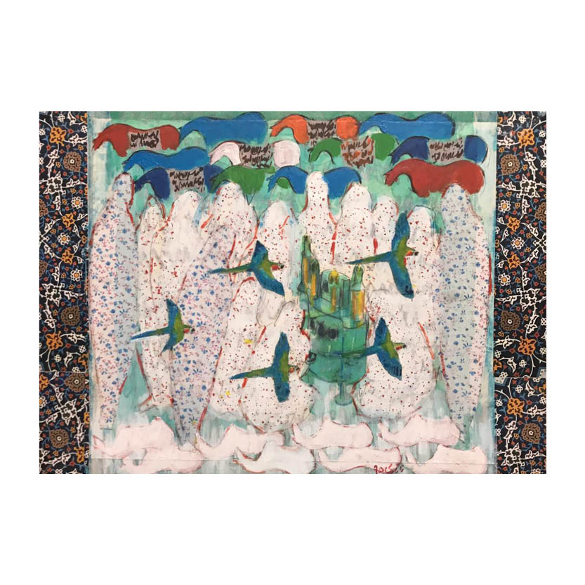 tatari/تاتاری/استودیو تهران/Tehran Studio/tehran gallery/نقاشی/هنر/آنه_محمد_تاتاری